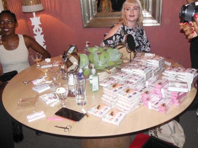 Jess Wright X KISS event – Chelsey Prentice